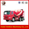 Sinotruk HOWO Concrete Mixer Truck for Sale