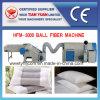Siliconized Polyester Fiber Ball Machine
