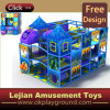 En1176 Lovely Castle Naughty Park Indoor Playground