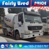 Used Sinotruck HOWO Cement Truck Mixer of HOWO Truck Mixer