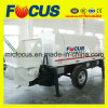 Hot Sale! Electric Motor 69cbm/H Concrete Trailer Pump