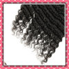 Hot Sale Peruvian Bundle Hair Natural Color Deep Wave 12inches