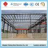 Low Cost Steel Frame Structure Prefab Chicken Coop House in Poultry Farms