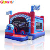 Race Car Inflatable Combo Bouncer Jumping Castle Bb290