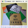 1.3mm (600*1200mm) Hot Sale ABS Double Color Sheet with High Adhesive for Engraving