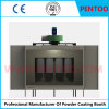 Customized Manual Powder Coating Booth for Electrostatic Powder Coating