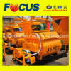 Good Quality Low Energy Js500 Electric Twin Shaft Concrete Mixer