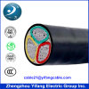 Low Voltage 3 Core Electric Underground Cable with Aluminium