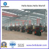 Hydraulic Vertical Baler with 60t Press Force with CE