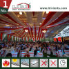 Giant Event Tents 50m by 50m with Linings & Curtains