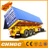 Chhgc 3 Axle Multifunctional Van-Type Side Dumping Semi Trailer