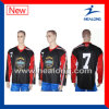 Healong OEM Dye Sublimation Korea Ice Hockey Jersey