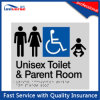 Braille Sign for Restroom (YW789)