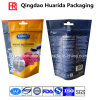 Custom Printed Plastic Stand up Zipper Bag for Dog Food Packaging