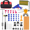 Automobile Paintless Dent Repair Super Pdr Tool Set