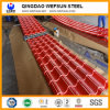 Building Construction Color Coated Corrugated Steel Plate