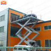 Car Lifting Scissor Lift with Net Height 3m