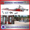 260kg/H Sjsz65/132 WPC Wood Plastic Composite Profile Decking Production Line