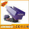 Chhgc 6*4 Intelligent Tipper Truck with Cover