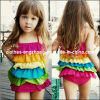 Very Lovely High Quality Newest Children Swimwear Kids One Piece Swimming Sear for Girls Swimsuit Suitable for 2-14 Years