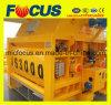 More Efficent Double Shaft Concrete Mixer Js3000 for 180m3/H Concrete Batching Plant