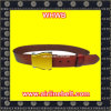 Top Classic Aircraft Buckle Leather Belt (WHWB-130508110)