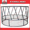 Hot Dipped Galvanized Round Hay Feeder for Cattle