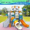 Large Outdoor Robot Modeling Slides Combination Playground for Children (HA-06501)