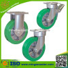 Heavy Duty PU Wheels Swivel Caster or Castor for Trolley