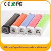 2600mAh Lipstick Shape Portable Mobile Power Bank (EP-YD01)