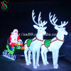3D LED Christmas Sculpture Motif Light