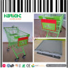 Plastic Shopping Trolley Advertising Display Board