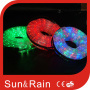 Flexible LED Rope Light, Milky PVC, RoHS Approvel