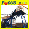 Full Automatic 25m3/H Movable/Mobile Concrete Batching Plant with Factory Price