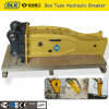 Silence Type Hydraulic Concrete Breaker Hammer for 7-14ton Excavator