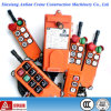 Mini Electric Wire Rope Hoist Wireless Crane Remote Control