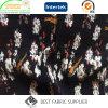 100% Polyester Crepe De Chine Print Pleat Fabric Fashion Lady′s Wide Leg Pants Dress Fabric