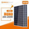Morego Newest 6bb Monocrystalline Solar Cell Panel 275W-285W