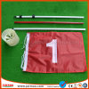 Top Quality Detachable Sports Events Standard Golf Flag