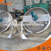 Food Processing 500 1000 Liter Steam or Electric Jacketed Cooking Kettle with Mixer