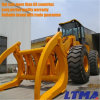 China 8 Tonnes Wheel Log Loader Price