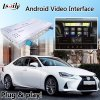 Android 6.0 Lvds Video Interface Navigation Box for Lexus Is with Mirrorlink Cast Screen Fully Plug & Play