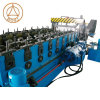 Galvanized Steel Perforated Cold Formed Steel Cable Tray Roll Forming Machine Qatar