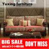 American Classical Fabric Sofa Set for Living Room