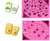 3D DIY Decoration Decal for Nail/Nail Decal