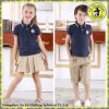 100% Cotton Summer Custom Bulk Primary School Uniform Polo Suppliers