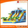 Giant Seaside Surfing Inflatable Slide for Adults (T4-101)