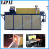 Custom Horizontal Induction Heating Furnace for Forging