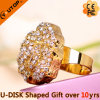 Recommendation Gift Finger Ring USB Flash Drive (YT-6271)