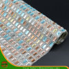 New Design Heat Transfer Adhesive Crystal Resin Rhinestone Mesh (HS17-22)